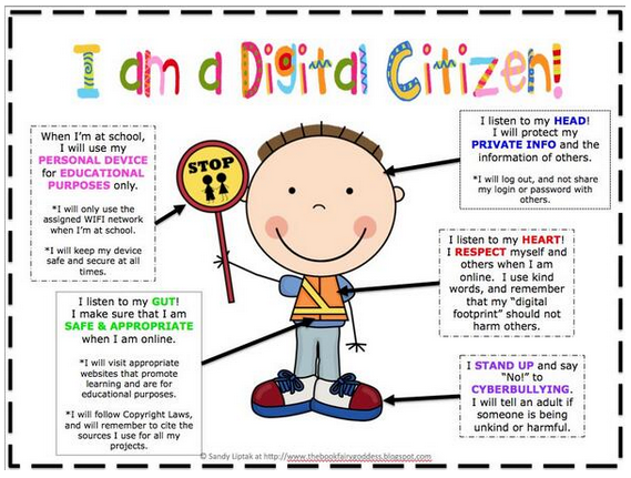 I am a digital citizen pic