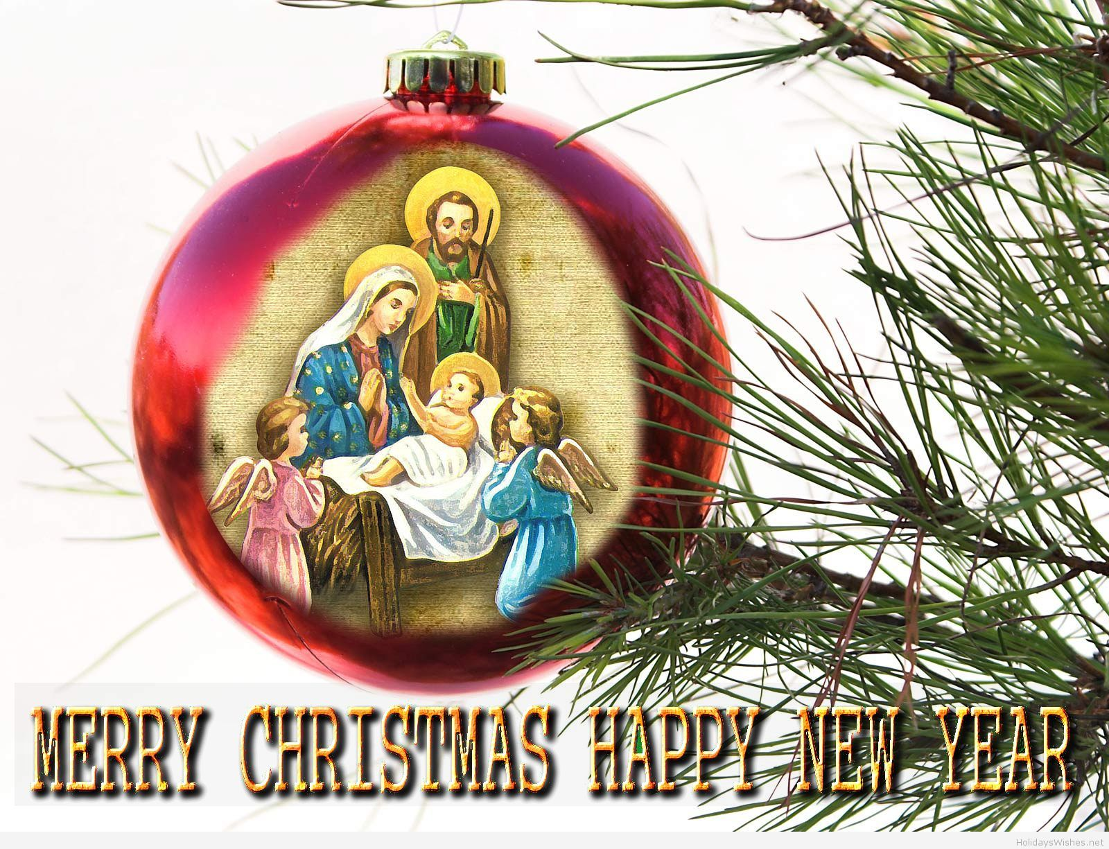 merry christmas and happy new year religious. merrychristmashappynewyearreligiouswallpaperhd1 merry christmas and happy new year religious e
