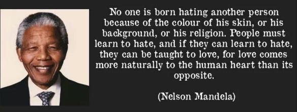 Nelson Madela Dec 5 2013