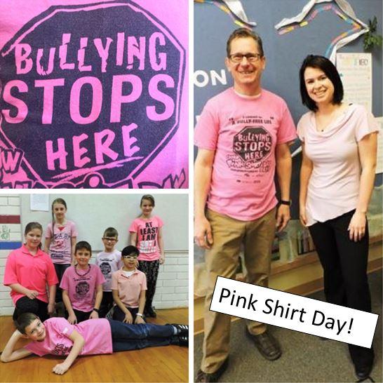 ToS PinkShirt