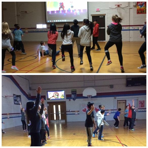ToS dance class