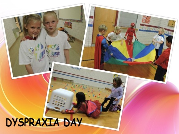Dyspraxia day