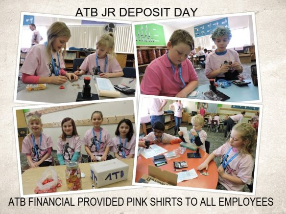 Pink Shirt Day Jr ATB