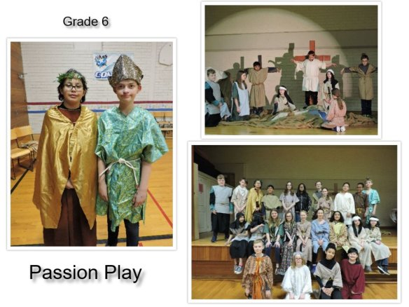 Passion Play - gr 6