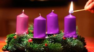 advent one candle